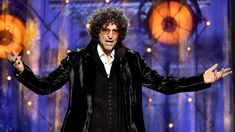 Watch Howard Stern on Bon Jovi's 2018 Rock and Roll Hall of Fame Induction