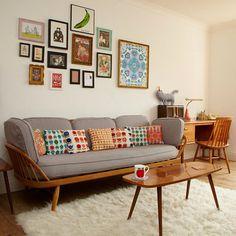 Sofa & bureau