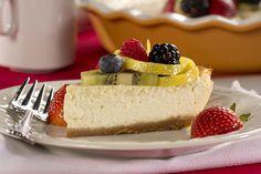 Little Italy Cheesecake | MrFood.com