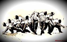 Capoeirista ou Jogador de Capoeira? O que você é?