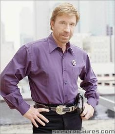 Walker Texas Ranger-remember your party!