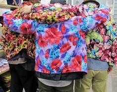 color camo barf hugs