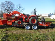1995 kubota l2350 4wd wloader tractor and heavy equipment l4600d kubota 4wd tractor with la764 kubota loader 2014 model king kutter fandeluxe Choice Image