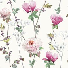 Ella White wallpaper by Arthouse