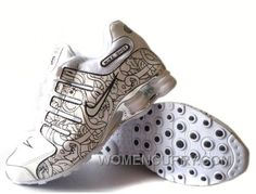 Discover the Men's Nike Shox NZ Carpenterworm Shoes White/Black/Offwhite/Silver Online collection at Jordany. Shop Men's Nike Shox NZ Carpenterworm Shoes White/Black/Offwhite/Silver Online black, grey, blue and more. Nike Shox Nz, Mens Nike Shox, Discount Jordans, Discount Sneakers, Discount Nikes, Puma Shoes Online, Jordan Shoes Online, Cheap Puma Shoes