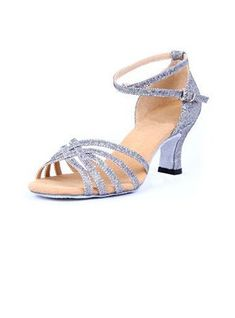 069757482eeb Details about Womens Diamante Mid Heel Bridal Ladies Prom Party Evening  Wedding Sandals Size in 2019