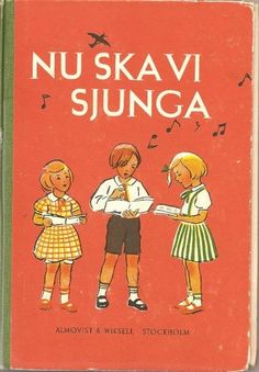 Nu ska vi sjunga, Song sagas for all ages, nostalgic for older folks and something new for the younger generation...