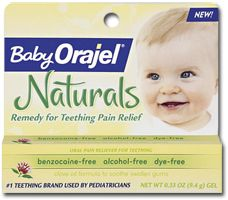 $1 off ANY Orajel Naturals Teething Product Coupon on http://hunt4freebies.com/coupons