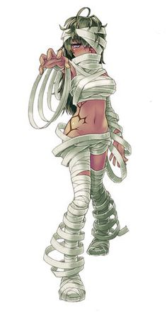 Mummy - Monster Girl Encyclopedia Wiki - Wikia