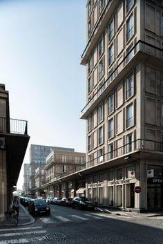 Auguste Perret Le Havre via Philip van der Heckhuizen's flickr