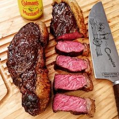 Just a textbook medium rare... beauty. . . Shout out to @meat_with . . . #Salt #Pepper #Steak #SteakDinner #SteakLover #SteakHouse #SteakTime #SteakPorn #BBQ #Barbecue #Barbeque #BBQandBottles #Seasoning #Meat #MeatFeast #MeatLove #MeatLover #MeatEater #GetInMyBelly #ForkYeah #Beef #BBQPorn #BBQTime #Grill #Grilling #RawMeat #GrillingOut #GrillingSeason #SaltAndPepper #RedMeat