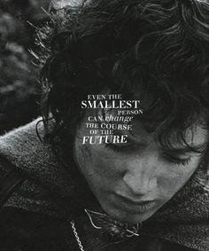 INFJ Fictional Character: Frodo