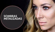 Beauty Tips – Sombra Metalizadas    por Helena Lunardelli da Costa Santos Prado | Do jeito H       - http://modatrade.com.br/beauty-tips-a-sombra-metalizadas