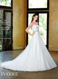 Wedding Dresses | Bridal Gowns | 2014 IVOIRE LOS ANGELES - Diana