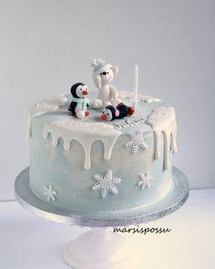 Marsispossu: Pingviinikakku, Penguin cake