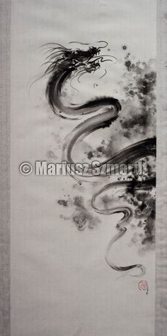 Dragon - original paintings, prints, poster. https://www.etsy.com/listing/189890799/dragon-abstract-painting-modern-painting?: