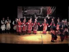 ΜΠΕΛΑ ΟΛΥΜΠΙΑ - a dance from Goumenissa in Macedonia. Folk Dance, Greece, Macedonia, Concert, Youtube, Music, Greece Country, Recital, Concerts