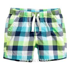 New 2016 Quality 100% Woven Cotton Baby Boys Clothing Kids Toddler Children Clothes Casual Pants Beach Shorts Summer Boys Shorts