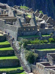 Machu Picchu, Peru (South America)