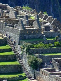 Machu Picchu, Peru (South America)