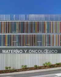 Children´s and Maternity Hospital and the Oncologic Center of Galicia Parking on Architizer