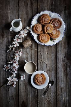 Cinnamon Rolls - Stefania Gambella - LifeStyle Photography
