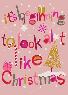 Prep In Your Step: Merry Christmas it is a Holly Jolly Holiday! Merry Little Christmas, Christmas Love, All Things Christmas, Winter Christmas, Christmas Crafts, Christmas Decorations, Christmas Events, Christmas Wishes, Homemade Christmas