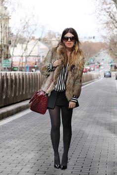 Una de las tendencias que vimos en el primer repaso de la próxima temporada fue la del black & white en diversas combinaciones, concretamentelas rayas verticales, un print que ya se deja ver en los primeros estilismos primaverales de la calle y las bloggers más aventajadas. Dolce & Gabbana SS 2013 Marc Jacobs SS 2013 […]