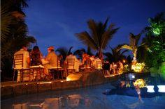 Holywood type destination wedding venue at Caracol Che private luxury villa