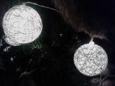 Rustic lighting globes