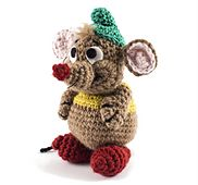 ***FREE PATTERN*** This pattern is for Gus the mouse from the Disney Cinderella film, it is available to download for free on the Ravelry site, please see the like above, enjoy :-)