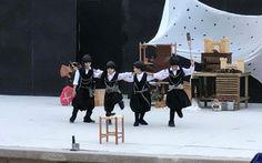 e-Pontos.gr: Παράσταση αφιερωμένη στο Διγενή Ακρίτα και στον Πο...