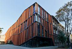 Theatres & Performing Arts Centers Popular Choice Winner: Malopolska Garden of Arts by Ingarden & Ewy Architekci in Krakow, Poland