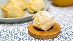 Backrosen ✔ Köstliches Dessert ✔ Dekotipp für das Essen ✔ Zum Rezept ➡meinheimvorteil.at
