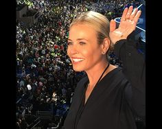 Chelsea Handler Goes After  11 year-old Son Of Donald Trump #politics