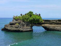 Bali Tempel Tanah Lot