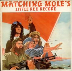 Matching Mole,Little Red Record