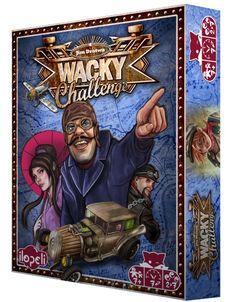 Wacky Challenge : une course folle et rapide?