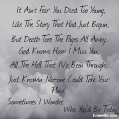 Kenny Chesney ~ Who You'd Be Today