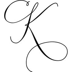 Latin Capital Letter K, Stylistic Set 4