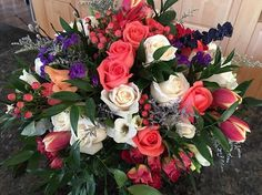 Gorgeous flowers for any occasion 💐🌹🌷 Event Decor, Pink White, Greenery, Wedding Planner, Centerpieces, Floral Wreath, Bouquet, Roses, Wreaths