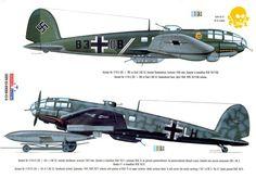 8fbcc8dae69e6f06d8d6e2e8d1dd7a6d.jpg (640×447) Luftwaffe, Ww2 Aircraft, Military Aircraft, Experimental Aircraft, Aircraft Painting, Ww2 Planes, Aviation Art, World War Two, Dioramas