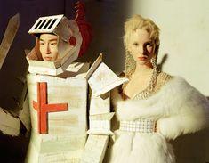 Babes in Toyland - Photo by Tim Walker, styled by Edward Enninful; W Magazine April 2014