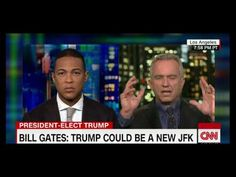 WATCH: Robert Kennedy Jr Drops Trump Bombshell on CNN... Could Be Greatest President in History