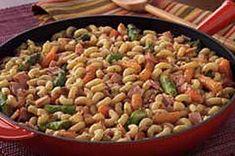 One-Pan Spring Pastas recipe #kraftrecipes
