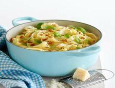 Low FODMAP Recipe - Pesto Pasta:   http://www.ibssano.com/low_fodmap_recipe_pesto_pasta.html