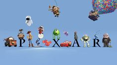 MIND BLOWN. Jon Negroni spent one year untangling the secret world hidden deep within Pixar films. What he found was a universe to which every Pixar character connects.