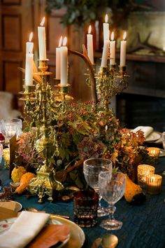 Raindrops and Roses.........Excellent  decor for Thanksgiving!   TG