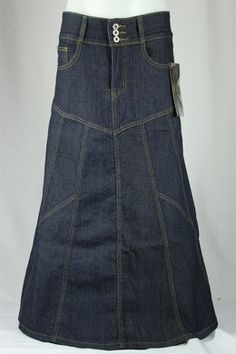 Indigo Princess Long Jean Skirt, Petite - BLACK FRIDAY DEAL 11/29-12/2 ONLY Does C have this one? looks familiar...$22
