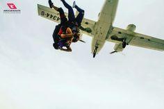 Paracaidismo - skydive en Colombia Aeroclub Bogotá